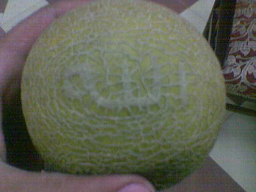 miracle-of-allah-name-on-melon1